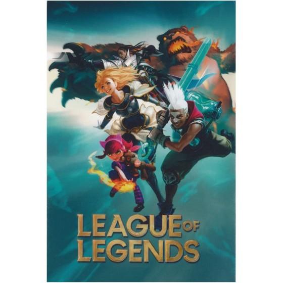 Diario League Of Legends...